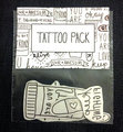 Motivational Bandage tattoos temporary bandaid tattoos 2014