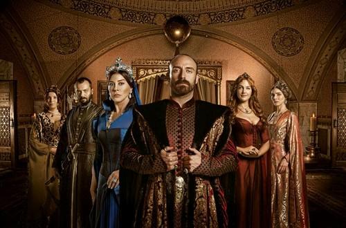 Nur Fettahoğlu fondo de pantalla titled Muhteşem Yüzyıl
