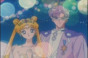 New Queen Serenity and King Endymion