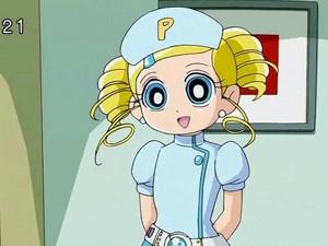 Nurse Bubbles