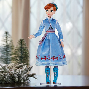 "Olaf's Frozen Adventure 17"" Doll - Anna"