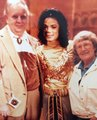 On The Set Of Remember The Time  - michael-jackson photo