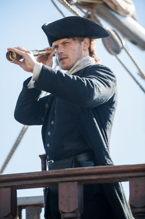 """Outlander """"Heaven and Earth"""" (3x10) promotional picture"""