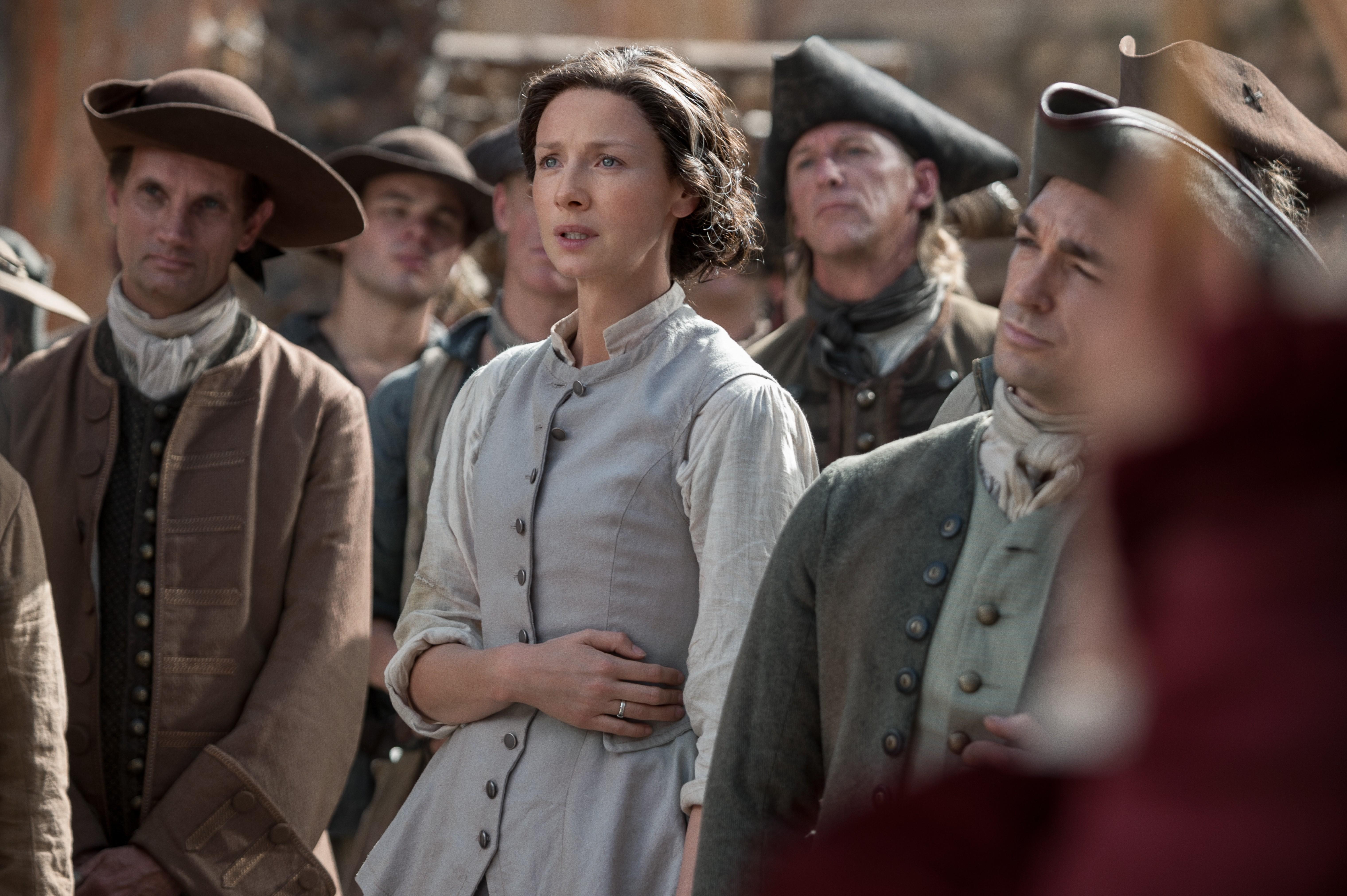 outlander serie de televisión 2014 imágenes Outlander