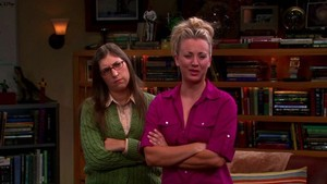 Penny and Amy