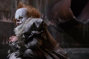 Pennywise from IT (2017)