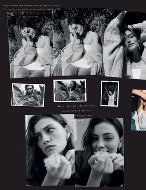 Phoebe Tonkin — So It Goes Magazine #10