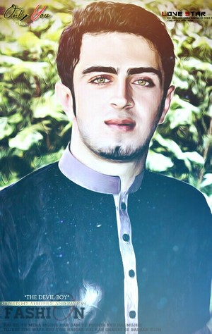 Pakistani Stylish Boy