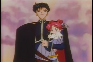 Prince Endymion and Chibiusa