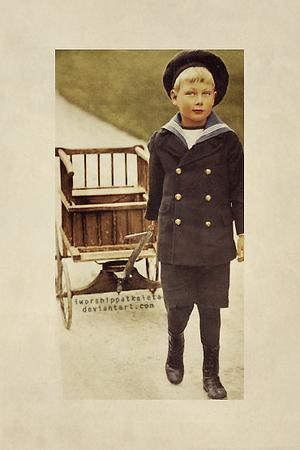Prince John of the United Kingdom-John Charles Francis ( 12 July 1905 – 18 January 1919)