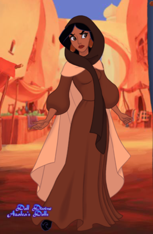 Princess Jasmine: New Outfit 7