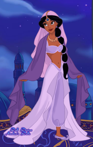 Princess Jasmine: New Outfit 8
