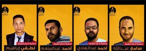 RIP 4 MEN EGYPT PEOPLE DEATH por ELSISI Squall