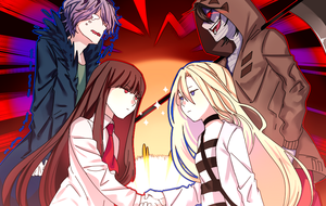 Rachel Gardner, Garry, Ib, Isaac Foster / Zack | Angels of Death