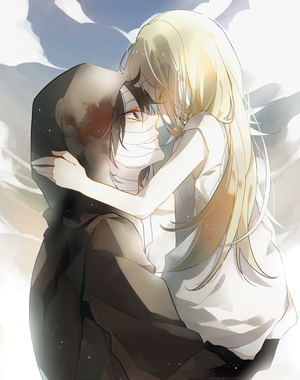 Rachel Gardner and Isaac Foster / Zack | Angels of Death