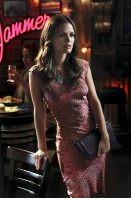 Rachel as Zoe Hart in Hart of Dixie Season 2 Episode 4 Suspicious Minds
