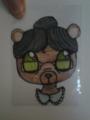 Really old granny bear I did - furries fan art