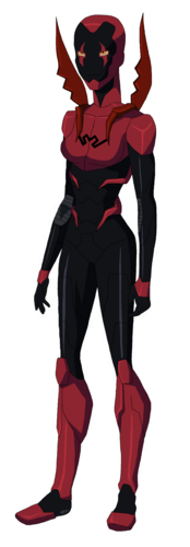 Young Justice OC'S!!! fondo de pantalla called Red Beetle