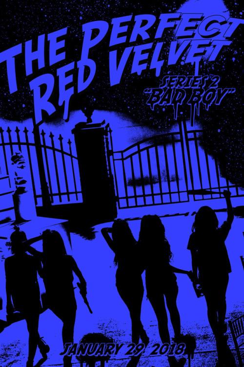 Red Velvet Images Red Velvet 레드벨벳 Bad Boy Teaser Hd Wallpaper