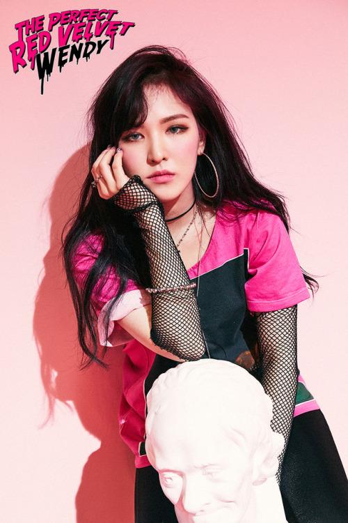 Red Velvet Images Red Velvet 레드벨벳 Bad Boy Wendy Teaser Hd Fond