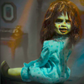 Regan Doll - the-linda-blair-pretty-corner fan art