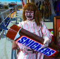 Regan Likes Candy - the-linda-blair-pretty-corner fan art