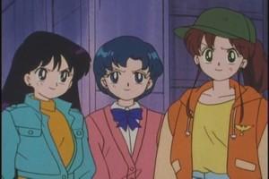 Rei Ami and Makoto