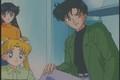 Rei Mamoru and Usagi  - sailor-moon photo