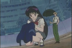 Rei and Haruka