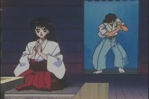 Rei and Yuuichirou