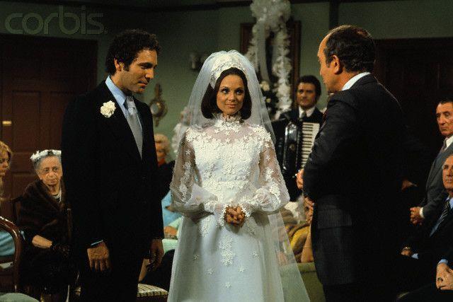 Rhoda morgenstern wedding