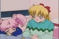 Rini and Usagi  - sailor-moon photo
