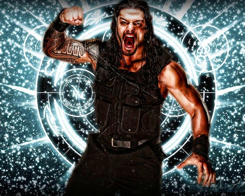 WWE wallpaper entitled Roman Reigns