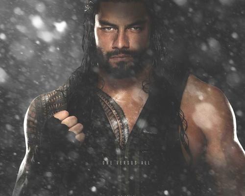 WWE wallpaper called Roman Reigns