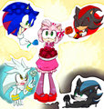 Rose To Amy!! - sonic-the-hedgehog photo