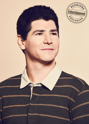 Roseanne achtergrond titled Roseanne Cast's Entertainment Weekly Portraits - Michael Fishman as DJ Conner