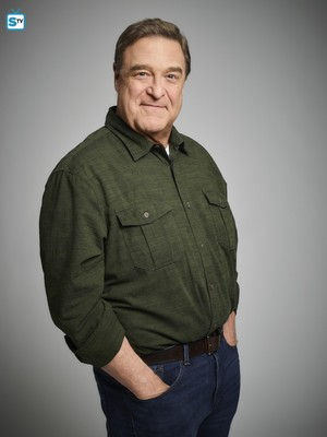 Roseanne Revival Portraits - John Goodman as Dan Conner