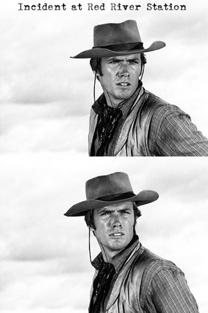 Rowdy (Rawhide) Incident at Red River Station S02xE14 (1960)