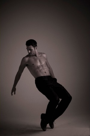 Ryan Guzman - JustJared Photoshoot - 2012