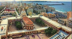 SAN MARK ALEXANDRIA EGYPT