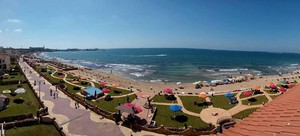 SEA playa ALEXANDRIA EGYPT