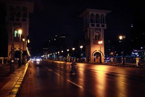 STANLEY NIGHT ALEXANDRIA EGYPT