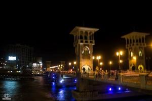 STANLEY NIGHT ALEXANDRIA EGYPT