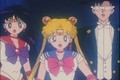 Sailor Mar Sailor Moon and Tuxedo Mask  - sailor-moon photo
