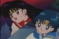 Sailor Mars and Mercury  - sailor-moon photo