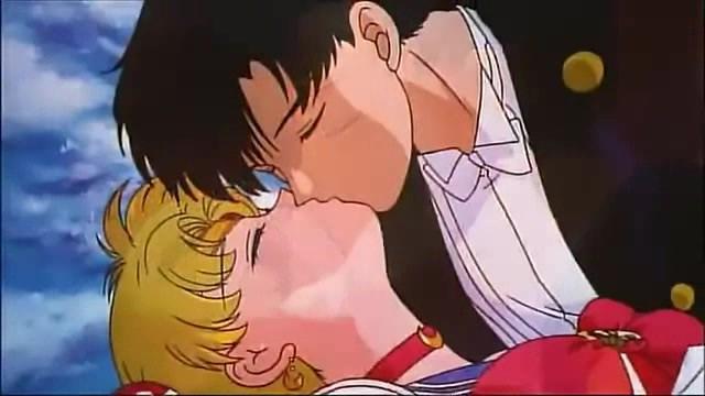 Sailor Moon And Tuskdo Mask