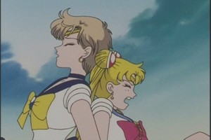 Sailor Moon and Uranus