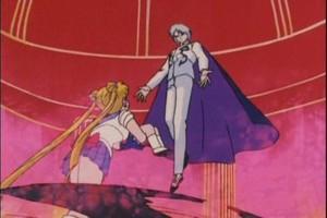 Sailor Moon rin and Diamond