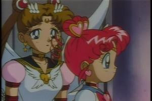 Sailor Moonand Chibiusa