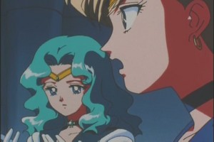 Sailor Uranus and Neptune